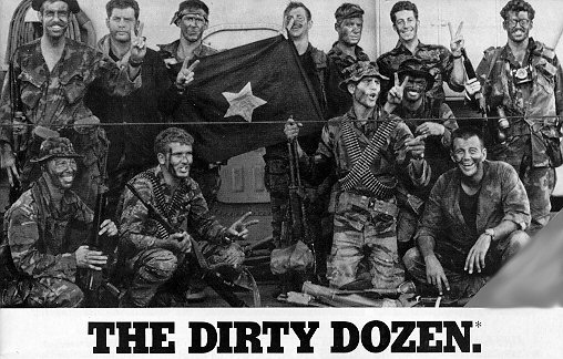 seal team. SEAL Team ONE #39;nam quot;The Dirty