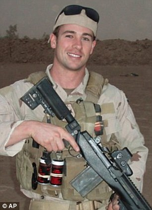 Special Warfare                              Operator Petty Officer 1st Class (SEAL) Darrik C. Benson, 28, of Angwin, Calif.