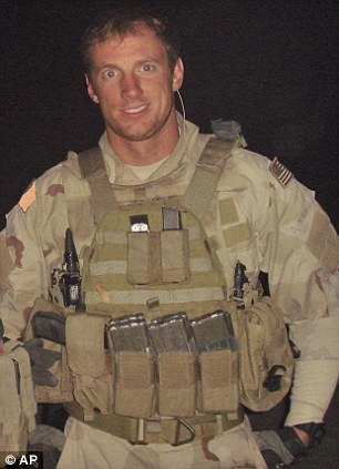 Special Warfare Operator Petty Officer 1st Class,                              Aaron C. Vaughn, 30, of Stuart, Fla.