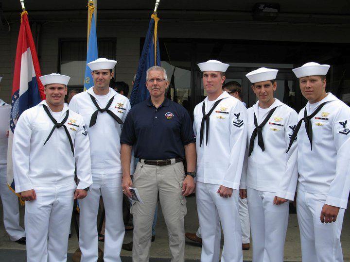 Adam Brown Navy Seal Funeral 50026 | BURSARY