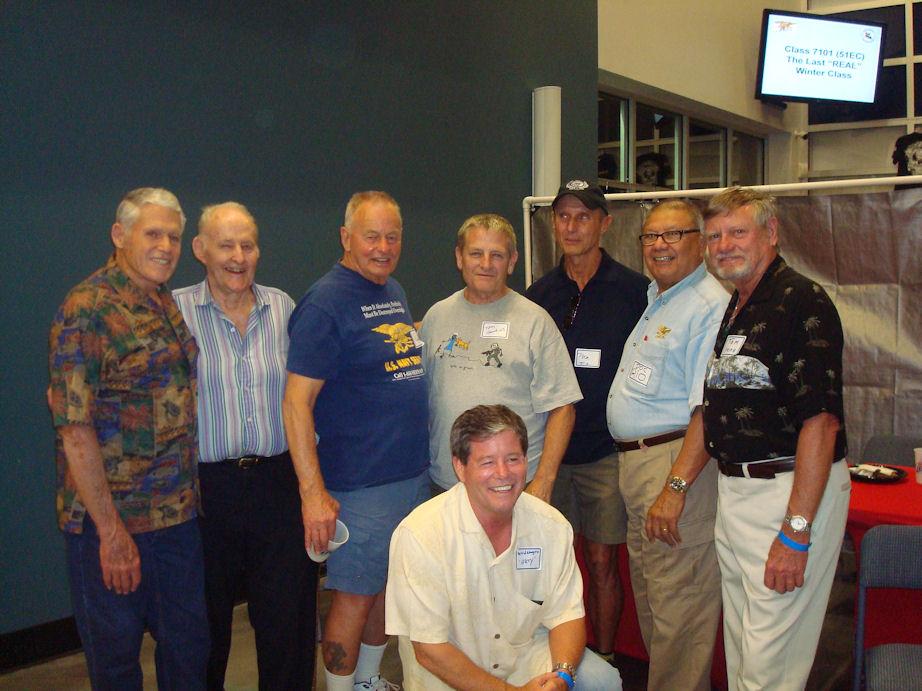 SEALs At ST 2 50th Anniv Reunion